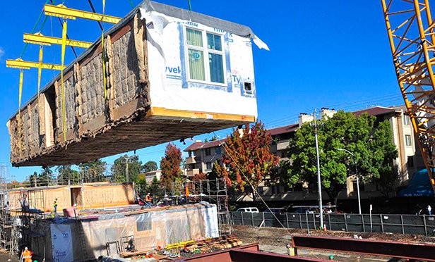 Modular Construction: Big Risks, Bigger Reward