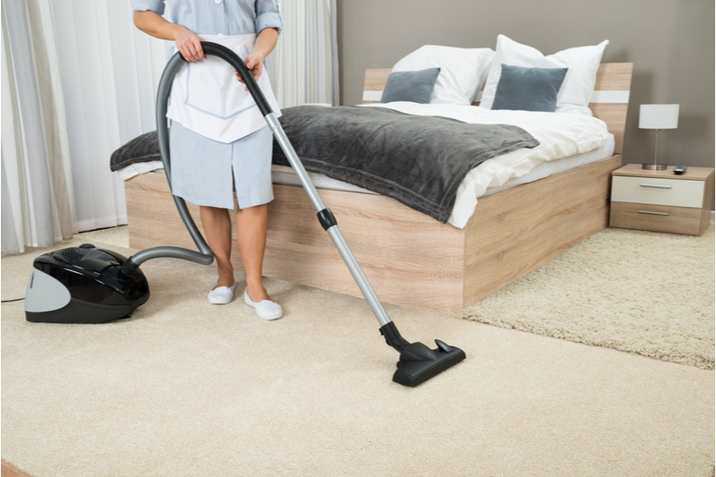 hotels cleaning methods