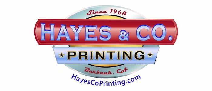 Hayes Company Printing